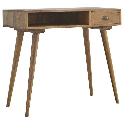 Tromso Writing Desk with Open Slot