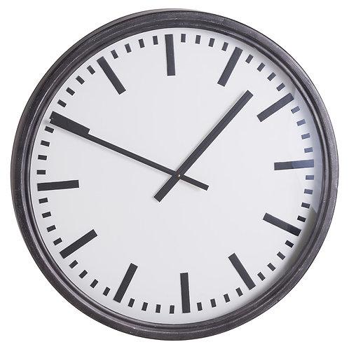Large Station Wall Clock
