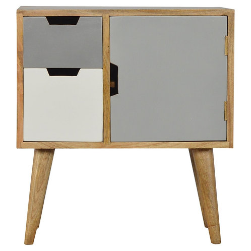 3 Unit Painted Sundsvall Cabinet