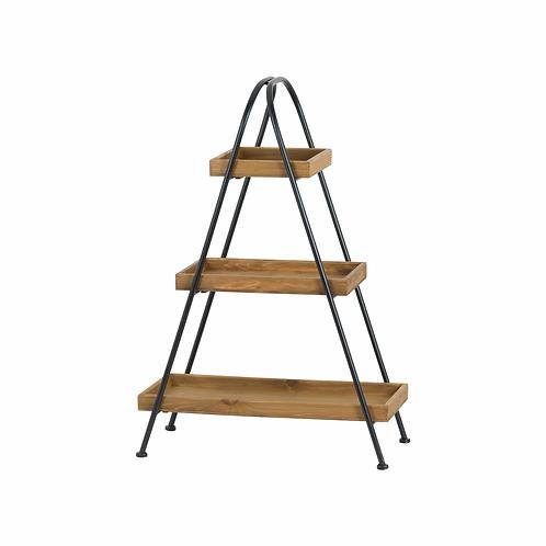 Standing Display Shelf