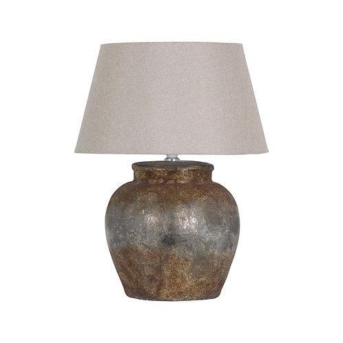 Aged Stone Ovstolm Lamp