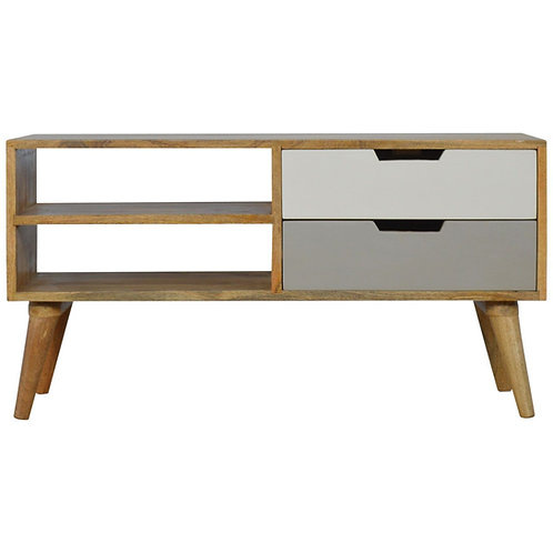 Double Layered Sundsvall TV Table
