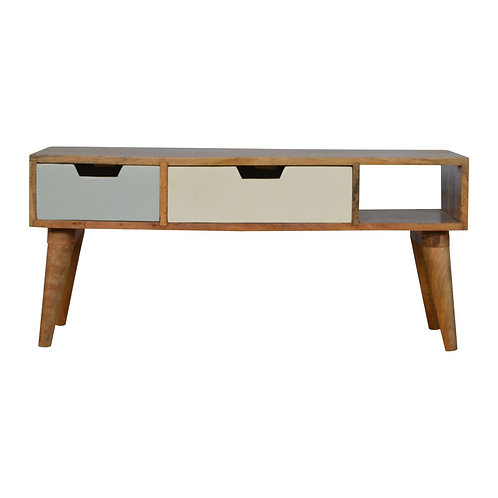 Cream Tone Sundsvall TV Table