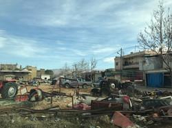 Informal refugee settlement, Lebanon