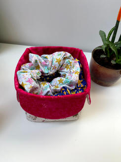 Gift box with Scrunchies