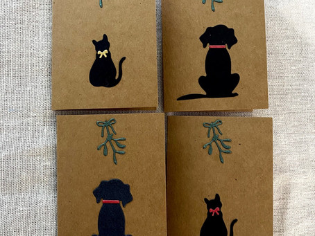 Order super mini cards