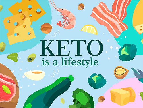 KETO10 - 10 meals of your choice from our KETO Menu