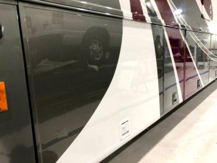 RV custom paint