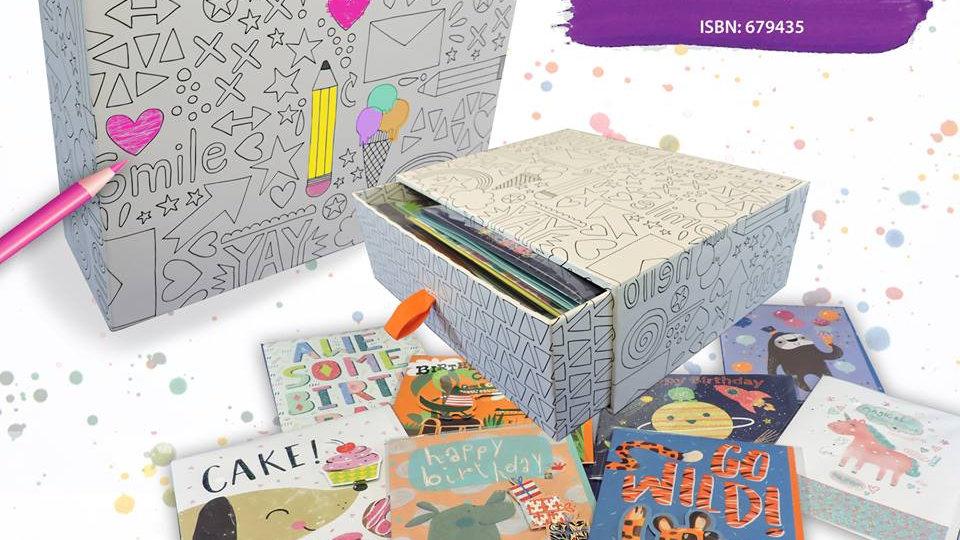 The Kids Birthday Box