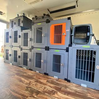 Impact brand crates