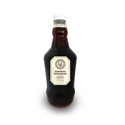 Decaf Pecan Delight Cold Brew Concentrate