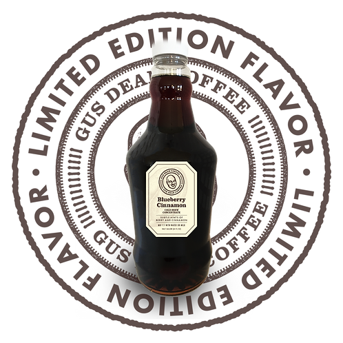 Blueberry Cinnamon Cold Brew Concentrate