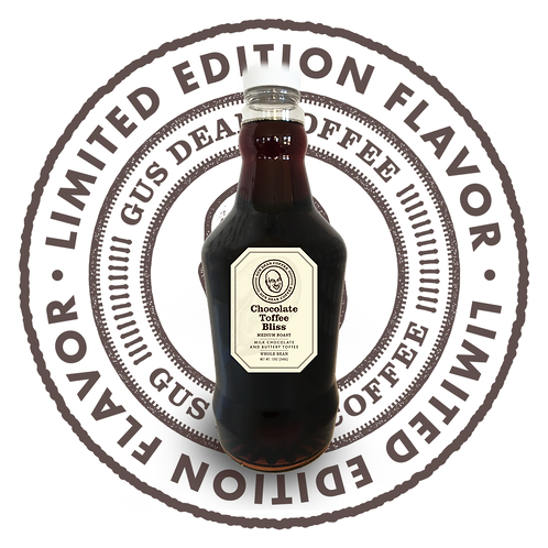Chocolate Toffee Bliss Cold Brew