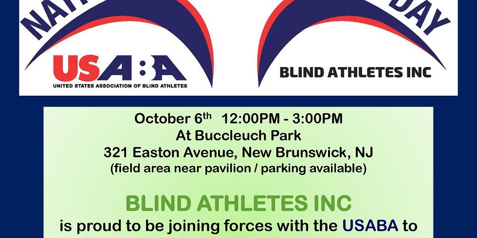 National Blind Sports Day