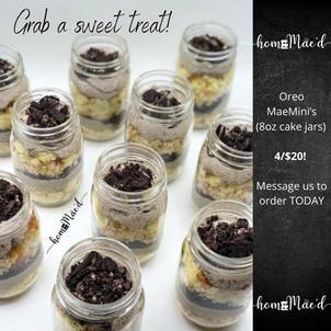 HomeMae'd Sweet Treats