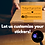Thumbnail: Custom; Premium Laser Labels (Fluorescent Yellow; Fluorescent Orange)