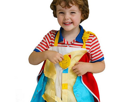 Activity apron review by SEN resources