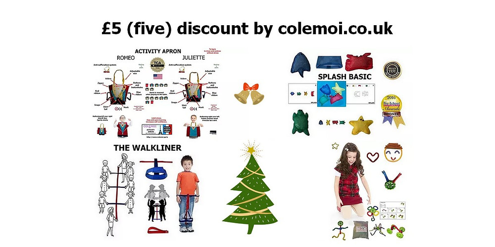 £5 (five) discount for Christmas