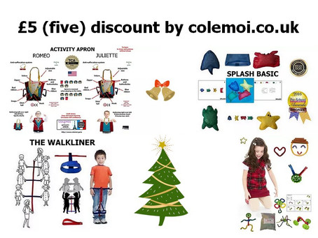 £5 (five) discount for Christmas!