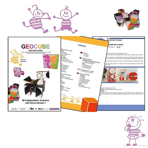 Teaching guideGeocube