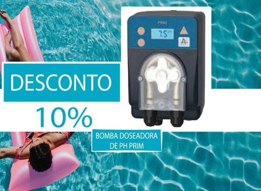A importância do controlo do pH da piscina!