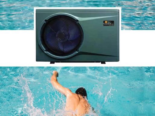 Bomba de calor para prolongar o uso da sua piscina