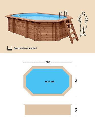 Modelo Blue Lagoon