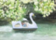 井の頭公園 スワンボート
