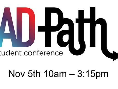 Students, we'll see you at AD Path 2021