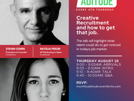 Learn how to land that dream job at the next Monthly ADitude