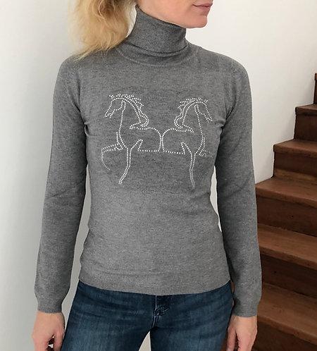 Rolli NC Horses grey