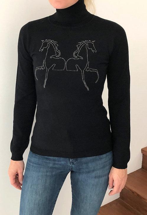 Rolli NC Horses black
