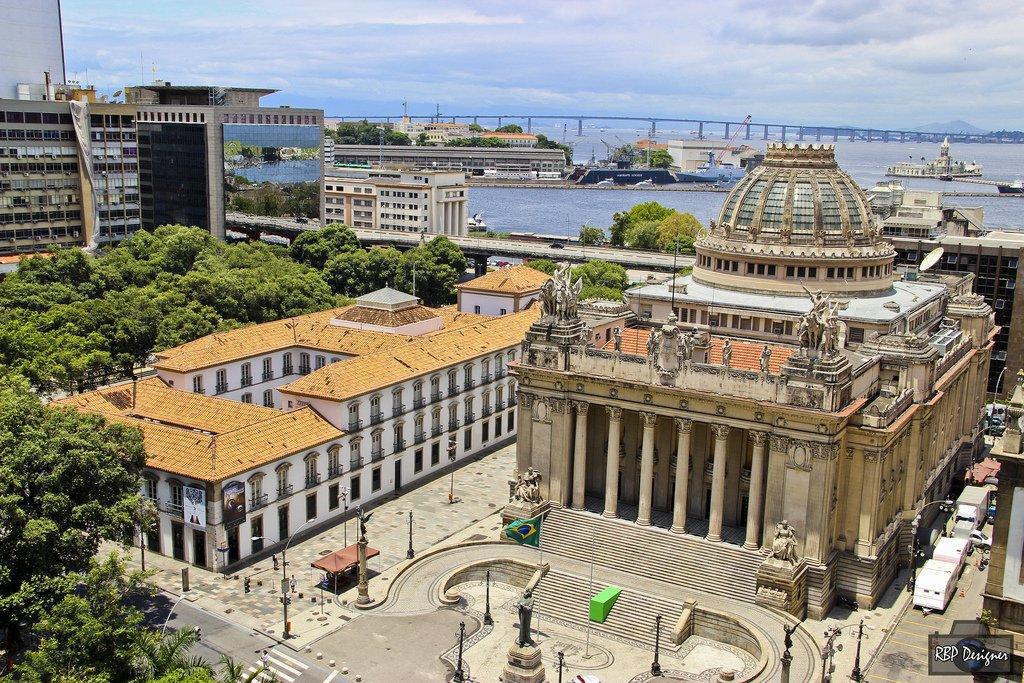 Tiradentes Palace, Rio de Janeiro