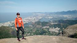 Pedra Bonita trail run