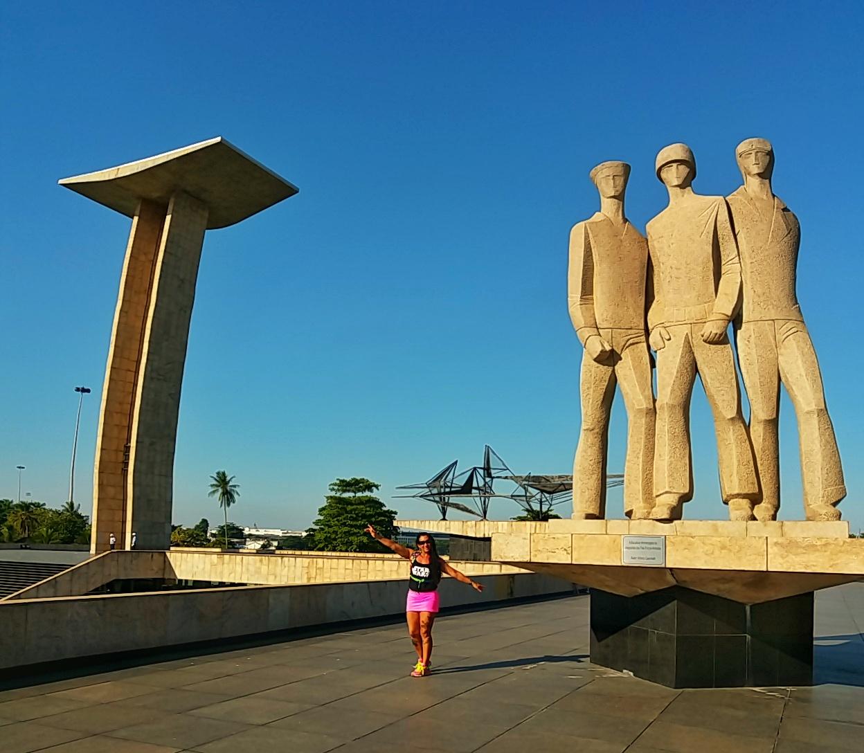 Cariocas Monuments, Rio de Janeiro