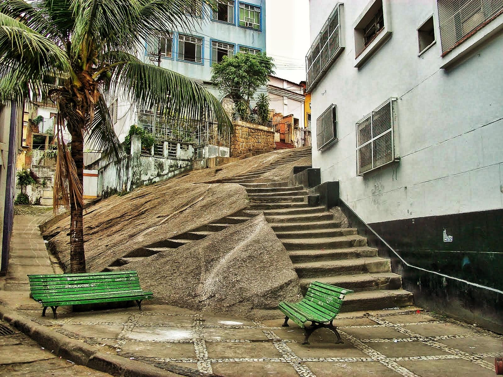 Pedra do Sal, Rio de Janeiro