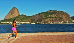Run to visit Flamengo Park