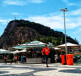 Beaches and Personalities of Rio