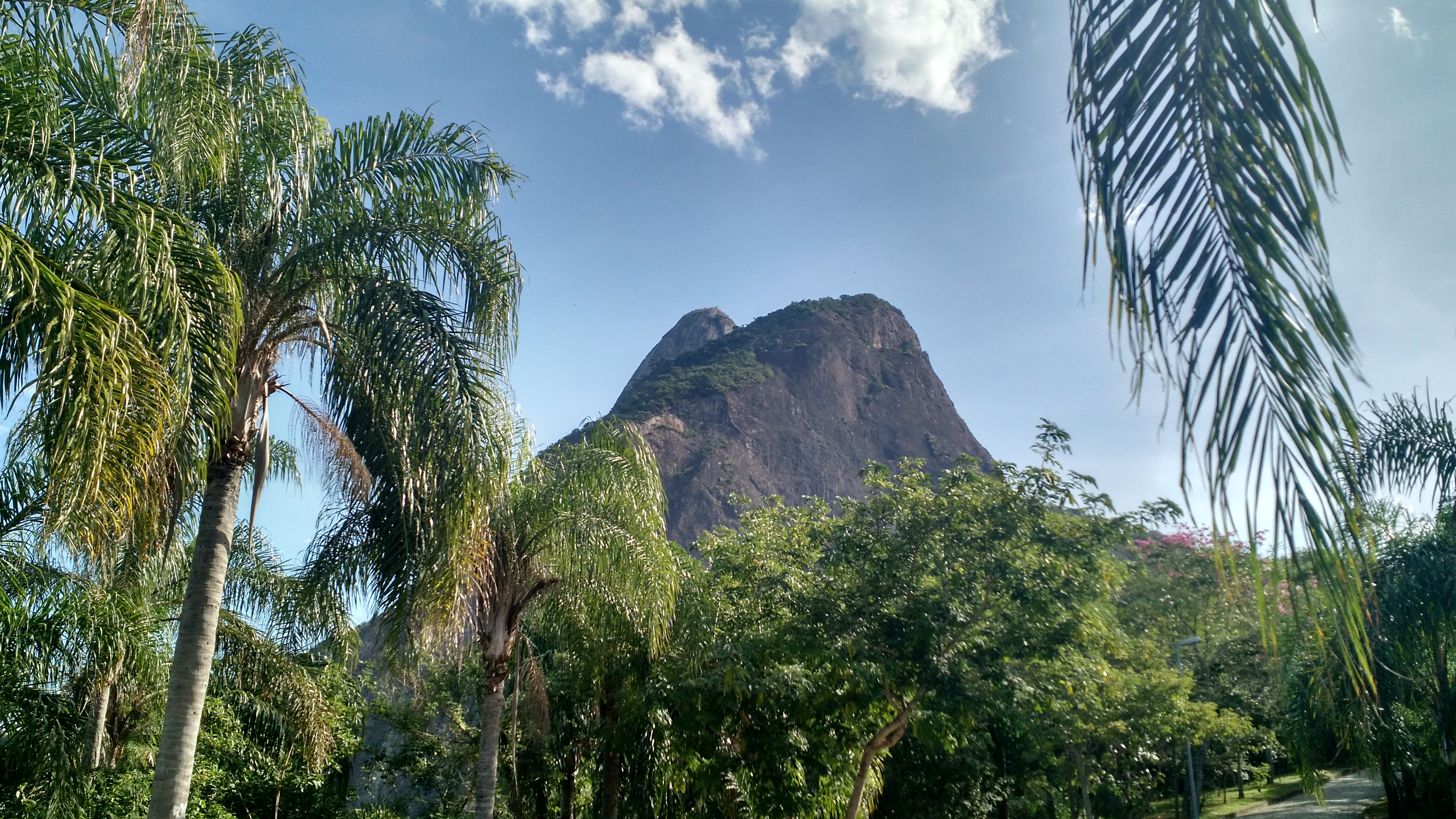 Two Brothers Hill, Rio de Janeiro