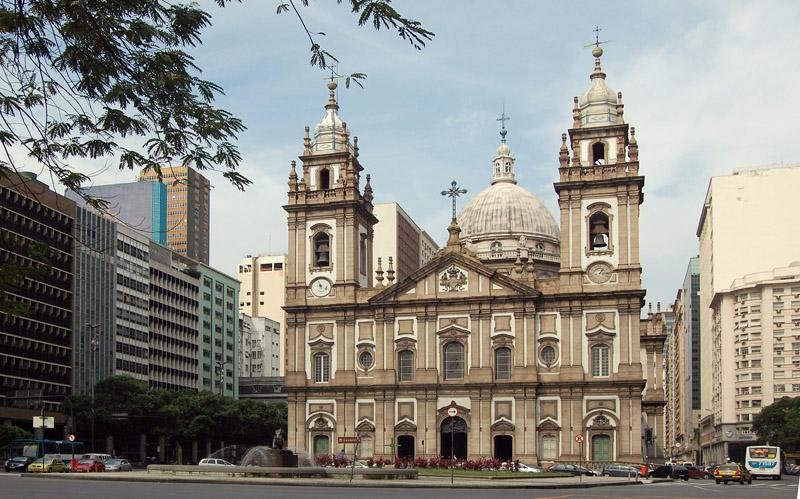Candelária Church, Rio de Janeiro