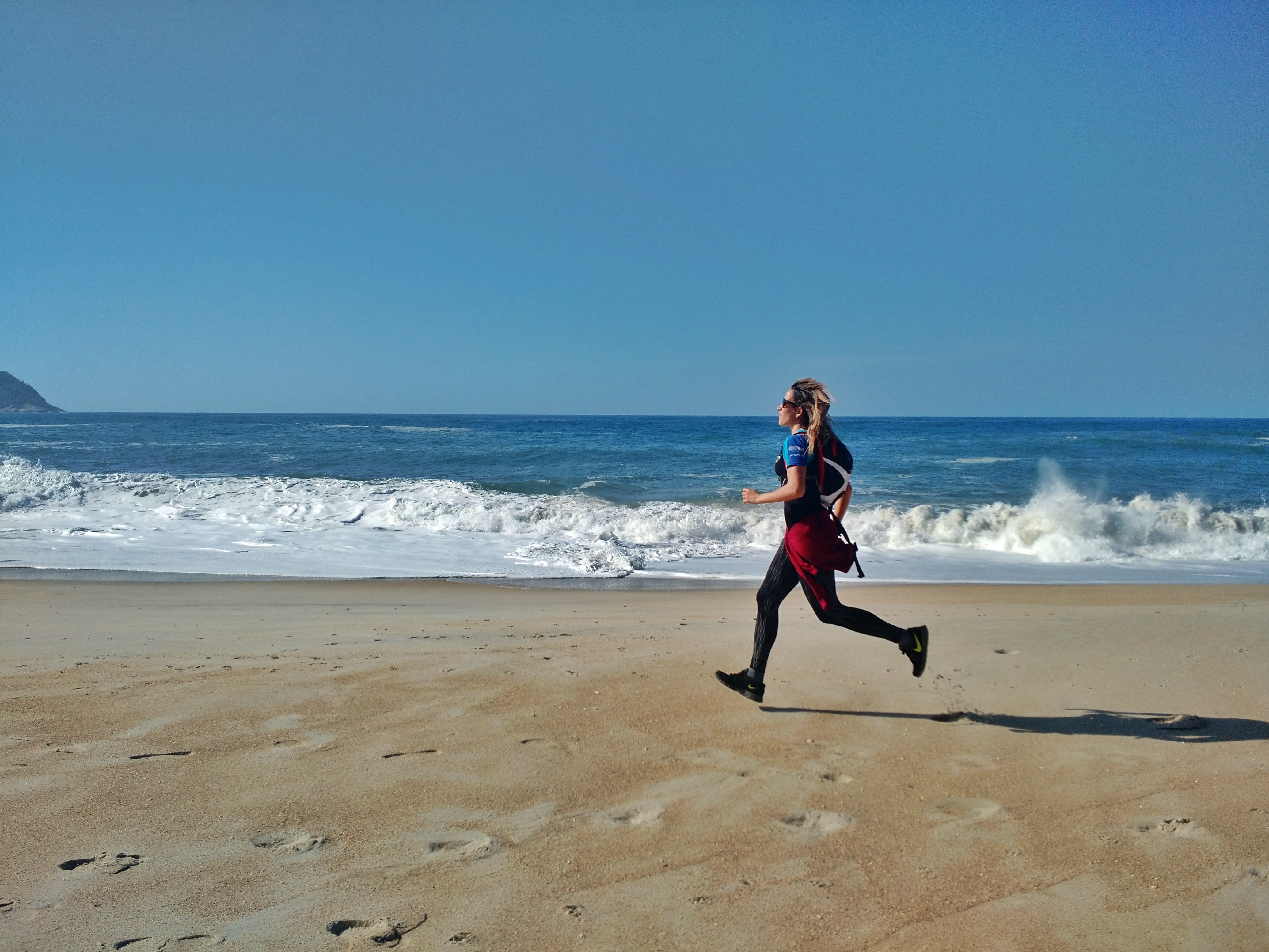 Praias Selvagens, Rio Running Tour