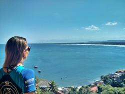 Trail Run, Restinga de Marambaia