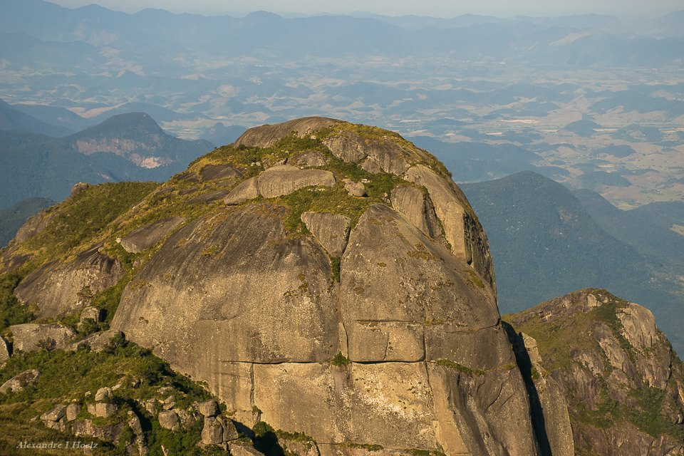 Pedra do Sino, Teresópolis