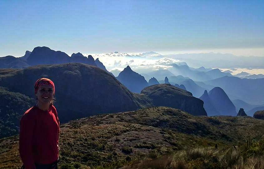 Hike in Rio de Janeiro