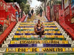 Selarón Starcaise, Rio de Janeiro