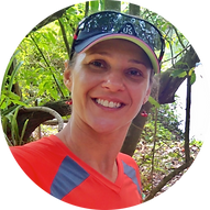 Cláudia Melo is Founder Rio Running Tour, Running Tour Guide Embratur, Running Coach and Runner!