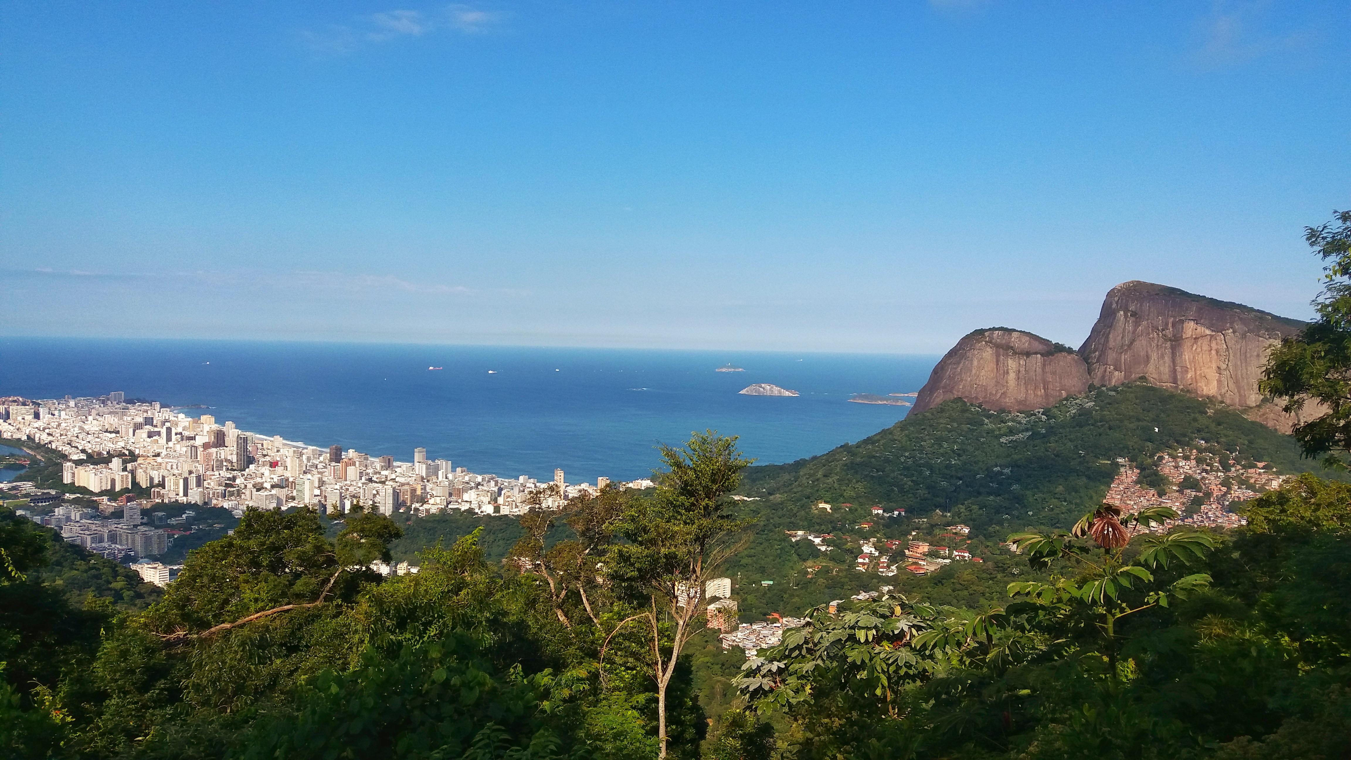 Morro Dois Irmãos, Rio de Janeiro