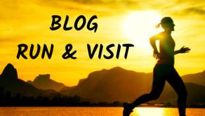 Mapa do Blog Run & Visit
