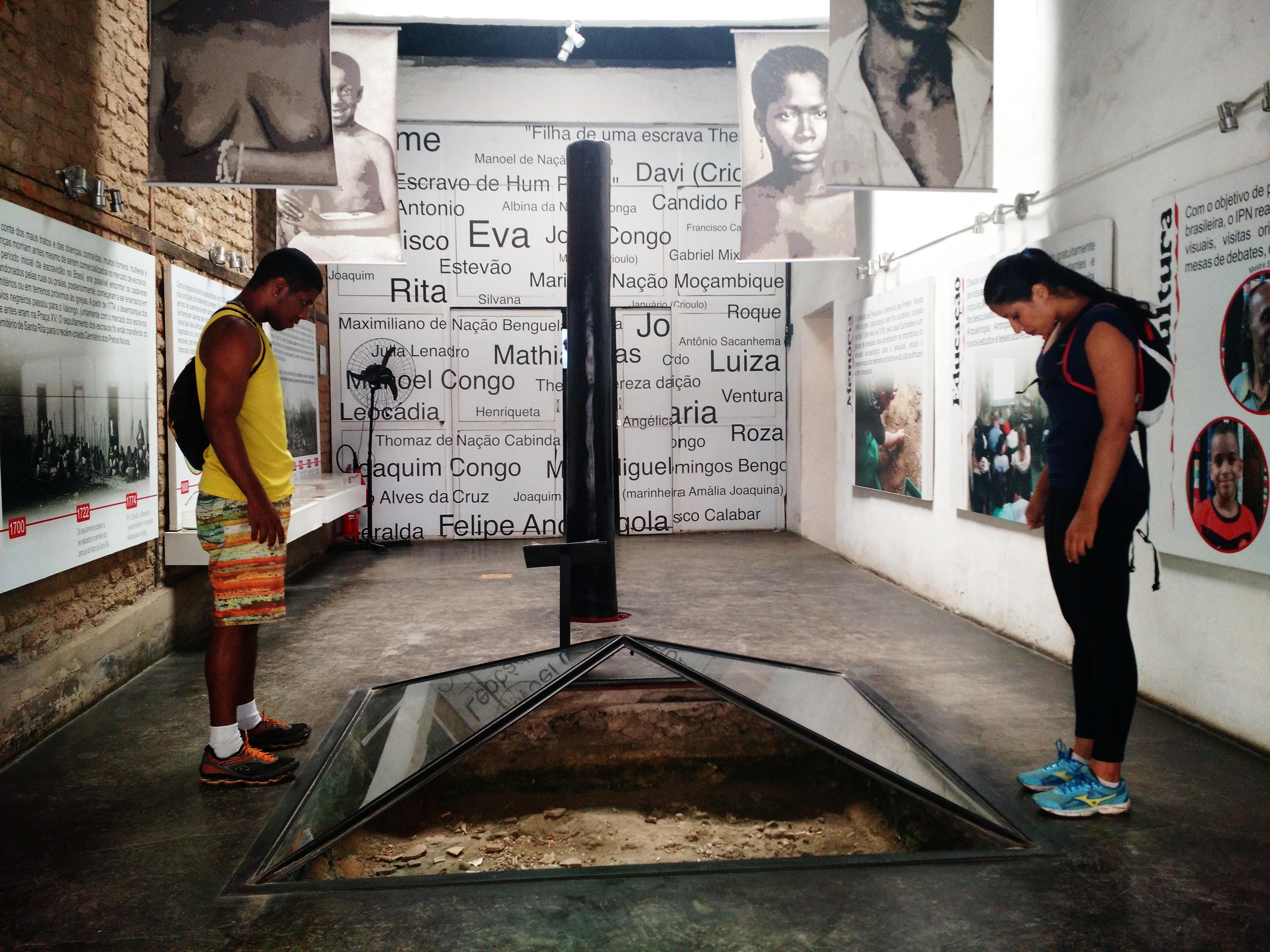New Black Cemetery, Rio de Janeiro