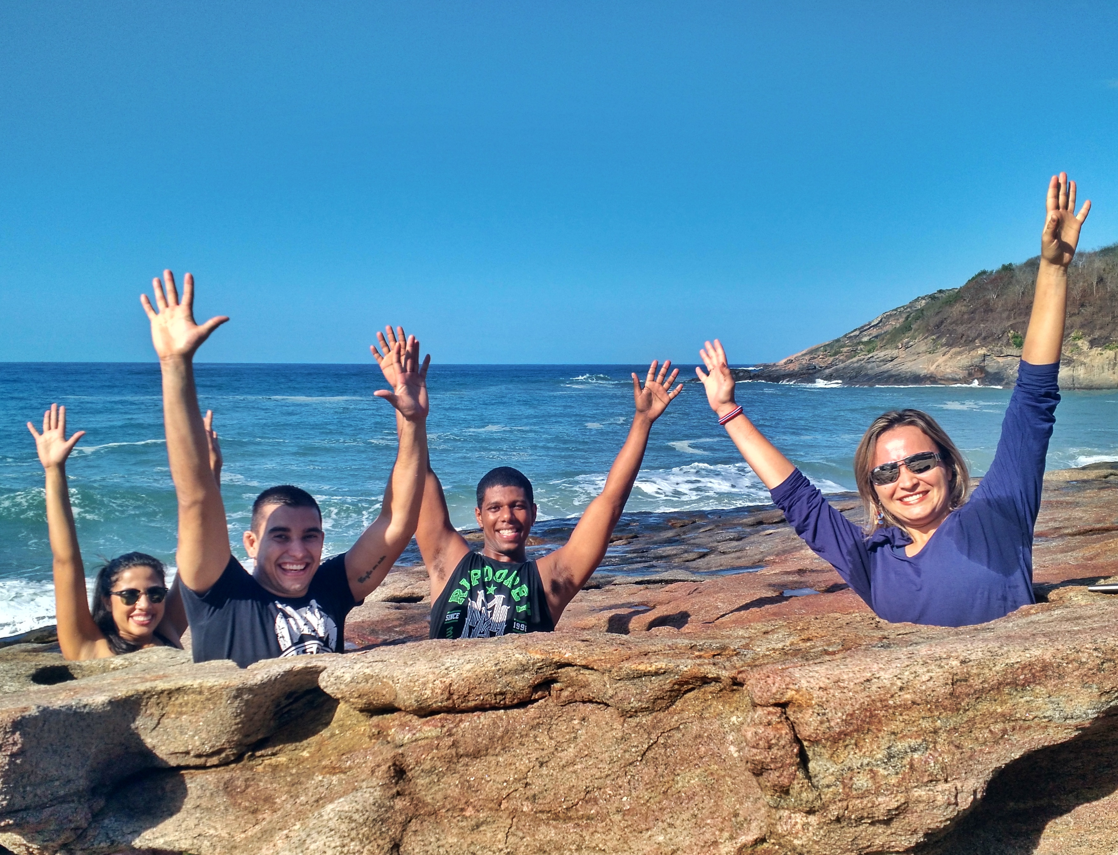 Pedra da Lua, Rio Running Tour